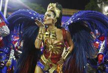Samba Super Heroes