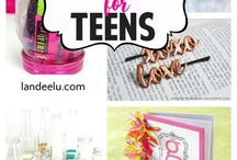 Gifts / Gifts for a teen girl!
