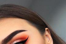 Make Up / *штукатурка*))