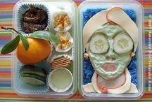 Spa Cuisine / Amber is all about the refreshing and rejuvenating spa experience, even when it comes to spa cuisine!