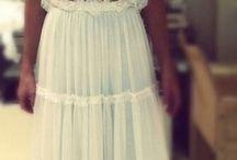Beautiful dresses.....
