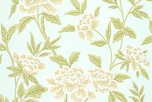 Floral Wallpapers / A curated collection of floral pattern wallpapers