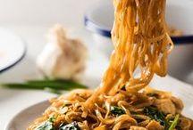 Spaguetti & noddles for yummy