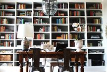 Home Offices / by Kris @ Driven by Decor
