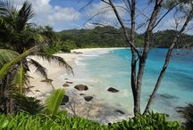 Oh, I Need a Getaway! / Beautiful tropical islands to make the stress of life disappear.