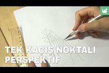 Çizim teknikleri