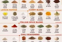 baking cooking spices
