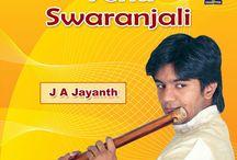 Venu Swaranjali By J A Jayanth / Instrumental Flute by J A Jayanth
