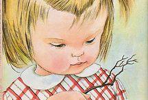 Illustrations / Mostly childrens books