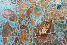Big Cells paintings
