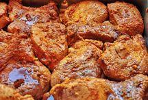 disznó húsos recept