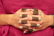 Hennah / Hennah designs
