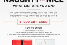 Pac Sun Wish and Pick / I would freak if I won this... It's my favorite store! / by Kaitlyn Gibbs