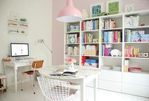 Home Interior Ideas / by Pam McCollister