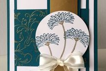 Flower cards / by Sylvia Ruthven