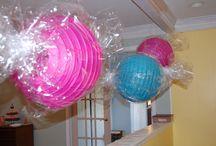 Party decor / by Deborah Ruiz ( Rose) Kasting