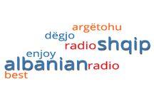 Radio Shqip / Disa Radio te zgjedhura Shqip. psh. Radio Mergimi, Radio Gurbeti etj.