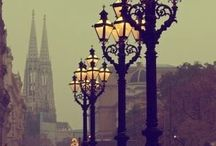 Beautiful Vienna / by Sarah Hunt