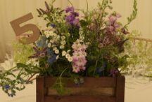 Wedding venue flowers / British flower grower and artisan florists. Growing in Lathbury, Milton Keynes for weddings in Herts, Bucks, Northants and Bedfordshire.
