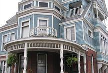 Belles demeures. beautiful houses