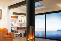 Kamine / Feuerstellen machen jedes Haus wohnlicher