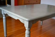 table ideas / by Julie Shaw