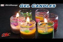 Gélové sviečky