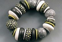 Fimo smykker / Polymer clay jewelry