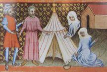 Medieval: Tents