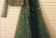 women - lehenga (skirt top)
