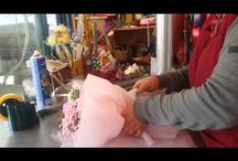 Video of Flower Making