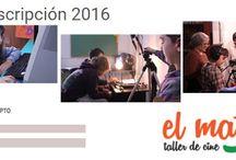 """Taller de Cine """"El Mate"""""""
