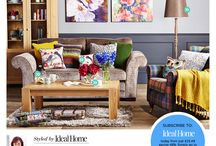 Home: Styled By The Editors / We've partnered with top editors at three of our favourite interiors magazines: Ideal Home, Style at Home and Living Etc. to get their insider tips on what to buy and how to style your home this Autumn. / by BHS UK