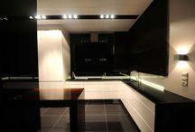 interior design | black white / lifestyle interior design | wedodesign.pl project: Villa Nova