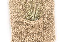 piante aeree e lana