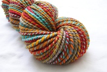 Spinning / It all starts with spinning yarn. Inspiration, tips, and ideas for spinning beautiful yarns.
