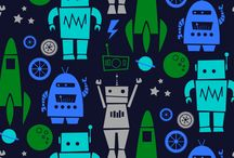 Rockets and Robots / by Christy Everson