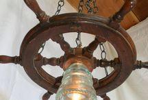 Ship wheel ideas
