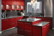 ◘2 FURNISH: KitcHen◘ / ~Collecting Small Kitchen Ideas & Dreaming a Little Along the Way~ / by Shirley Aston-Andre Golden