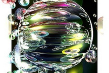 BUBBLES & IRIDESCENT