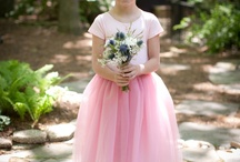 Bergerons Flower Girls and Ringbearers / Bergerons Flowers collection of wedding designs for flower girls and ring bearers.