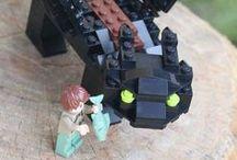 lego bouw instructies