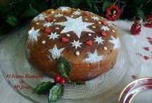 Recetas Dulces para  Fiestas y Navidad / Recetas especiales para los menús de Fiesta y Navidad