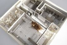 Flora / omission for a private house with four miniature gardens in Nicosia