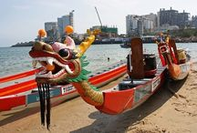 Dragon Boat Festival / Teams of paddlers racing across the water to the beat of drums to the cheers of the community! Dumplings, picnics, and food trucks! Tragic and inspiring backstories! And mid-summer celebrations of Asian heritage all over the world...