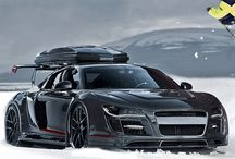 Audi R8/Range Rover Sport/Nissan R35 GTR