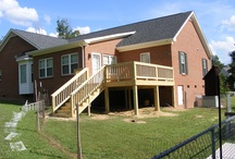 Custom Decks by Wood's Home Maintenance Service / Custom deck projects