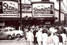 HISTORY // WHITE CITY // SYDNEY STADIUM / #rushcuttersbay #sydneystadium #whitecity #amusementpark