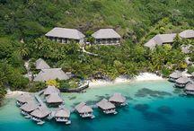 Hotel Maitai Polynesia Bora Bora / Beautiful photo of the Hotel Maitai Polynesia in Bora Bora.
