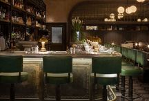 Inspiration: Bar Design / Restaurant and bar design we love in London and around the world.